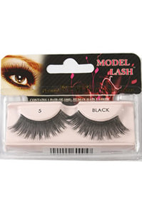 Model Lash Natural Remy Hair Fashion Lashes Black #5