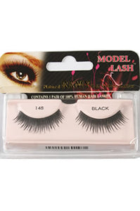 Model Lash Natural Remy Hair Fashion Lashes Black #148