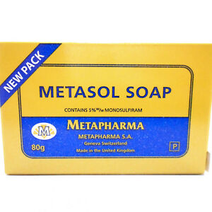 Metapharma/Metasol Medicated Soap 80g