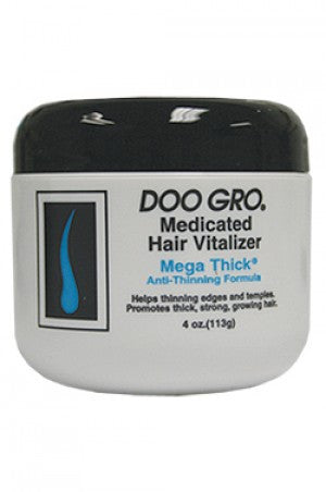 Doo Gro Mega Thick Medicated Hair Vitalizer 4oz