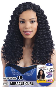 Freetress Miracle Curl,  Synthetic Braids