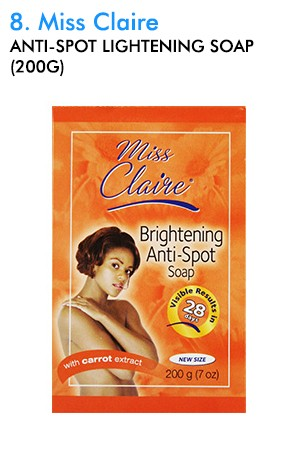Miss Claire Anti-Spot Lightening Soap 200g