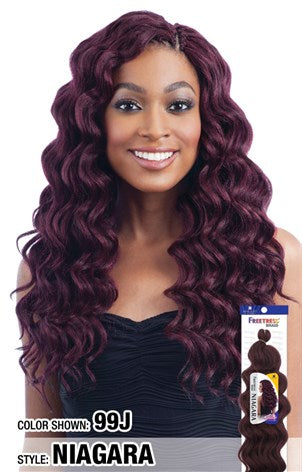 Freetress Niagara,  Synthetic Braids