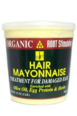 Organic Root Hair Mayonnaise 33oz