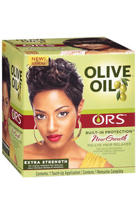 ORS Olive Oil New Growth Relaxer Kit - Extra
