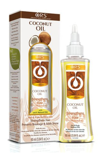 ORS 100% Naural Hair&Scalp Coconut Oil 3.04oz