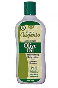 Ultimate Organics Olive Oil Moisturizing Lotion 12oz
