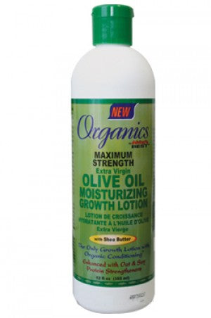 Organics Olive Oil Moisturizing Growth Lotion 12oz