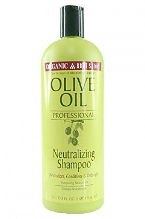 Organic Root Olive Oil Neutralizing Shampoo 33.8oz