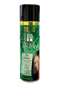 Parnevu Tea Tree Oil Sheen Spray 12oz