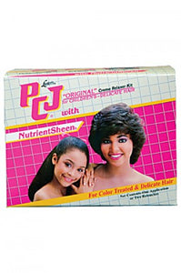 PCJ Original Creme Relaxer Kit for Children