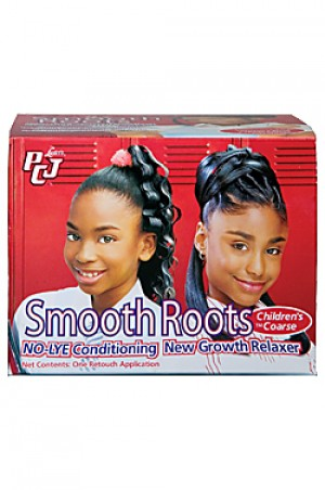 PCJ Smooth Roots Relaxer Kit - Children's Coarse
