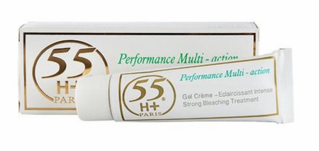 55 H+ Performance Multi-Action Strong Bleaching Gel 30g / 1 oz