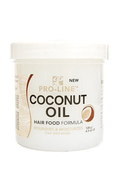 Pro-Line Hair Food with Coconut Oil  (4.5oz)