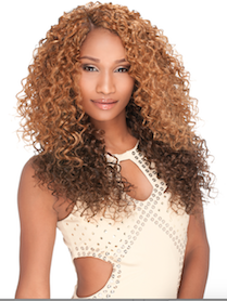 Premium Too Mixx Bohemian Wave Multi Curl, Human Hair Extensions