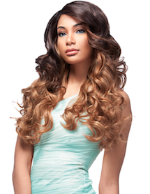 Premium Too Mixx European Wave Multi Curl, Human Hair Extensions