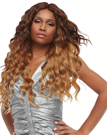 Premium Too Mixx Egyptian Wave Multi Curl, Human Hair Extensions