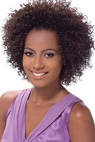 "Premium Short Series Jerry Curl 8"", 100% Human Hair"