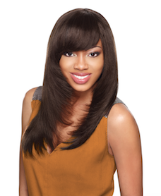 "Premium Too Yaki Pro 10"", Human Hair Extensions"