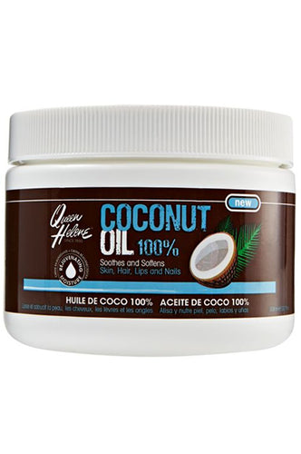 Queen Helene 100% Coconut Oil (10.7oz)