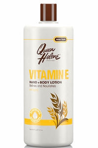 Queen Helene Vitamin E Hand & Body Lotion 32oz