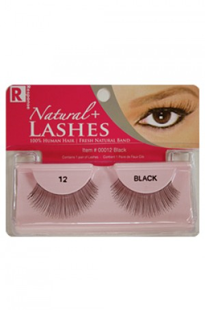 Response 100% Human Hair Eyelashes #12