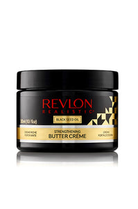 Revlon Black Seed Oil Natural Strengthening Butter Cream (10.1oz)