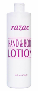 Razac Hand and Body Lotion 16 oz