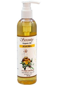 Serenity Organic Jojoba Oil 250ml