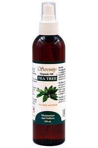 Serenity Organic Tea Tree Oil 250ml