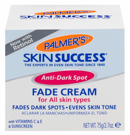 Skin Success Fade Cream for All Skin Types 2.7oz