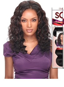 "Sol Deep Body 14"", 100% Human Hair Mix"