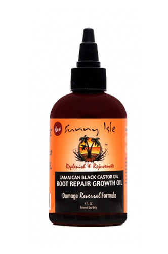 Sunny Isle Jamaican Black Castor Oil Root Repair Growth Oil 4oz