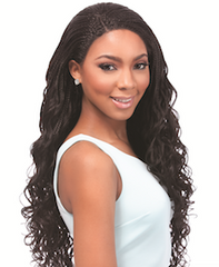 Senegal Loose Deep Braids Wig, Synthetic Wig