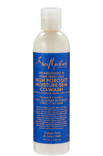 Shea Moisture Mongongo & Hemp High Porosity Co-Wash 8oz