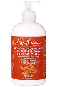 Argan Oil & Almond Milk Smooth & Tame Conditioner 13oz