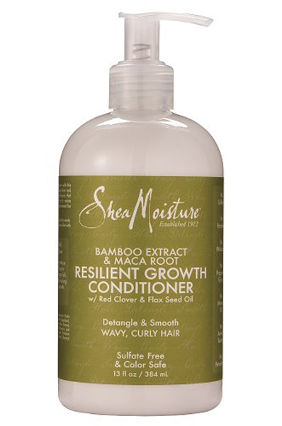 Shea Moisture Bamboo & Maca Root Conditioner 13oz
