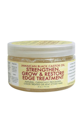 Shea Moisture Jamaican Black Castor Oil Edge Treatment 4oz