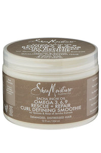 Sacha Inchi Oil Omega-3-6-9 Rescue + Repair Curl Defining Smoothie