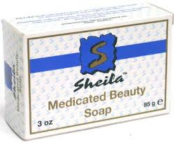 Sheila Medicated Beauty Soap 3 oz