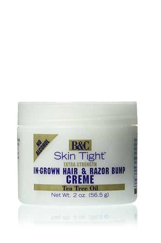 Skin Tight Ingrown Hair&Razor Bump Cream Extra Strength 2oz