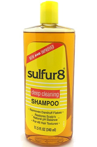 Sulfur8 Deep Cleansing Shampoo 7.5oz
