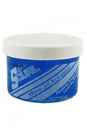S Curl Wave Gel Activator -Regular 10.5oz