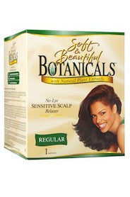 Botanicals Sensitive Scalp Relaxer Kit Regular