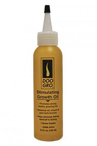 Doo Gro Stimulating Growth Oil 4.5oz