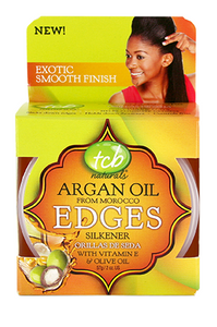 TCB Argan Oil Edges Silkener 2oz