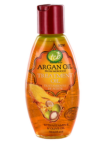TCB Argan Oil Treatment Oil 4oz
