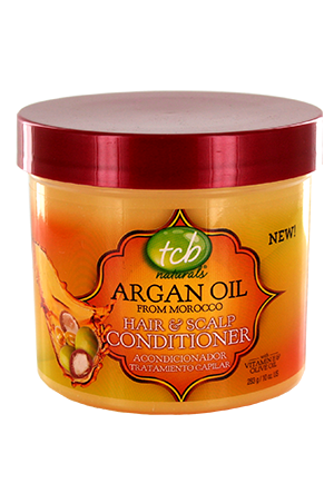 TCB Argan Oil Hair-Scalp Conditioner 10oz