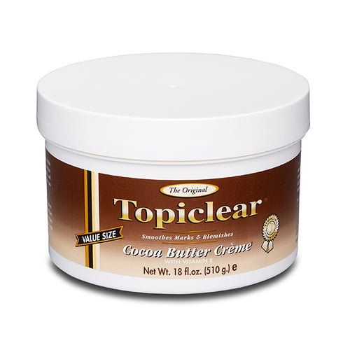 Topiclear Gold Cocoa Butter Creme 18 oz / 510g