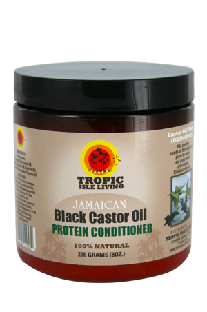 Tropic Isle Jamaican Black Castor Oil Protein Conditioner 8oz